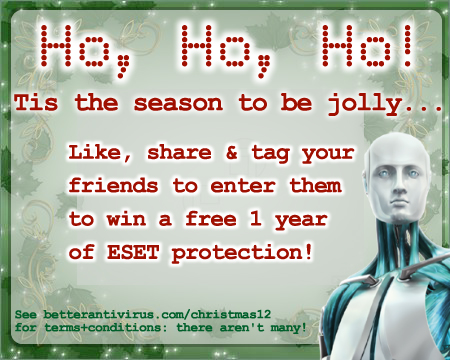 Free ESET licenses!!