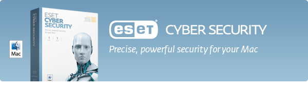 eset cybersecurity for mac product info