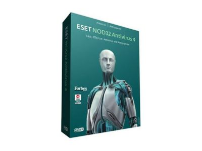 NOD32 AntiVirus 3.0 Download - 2 Years