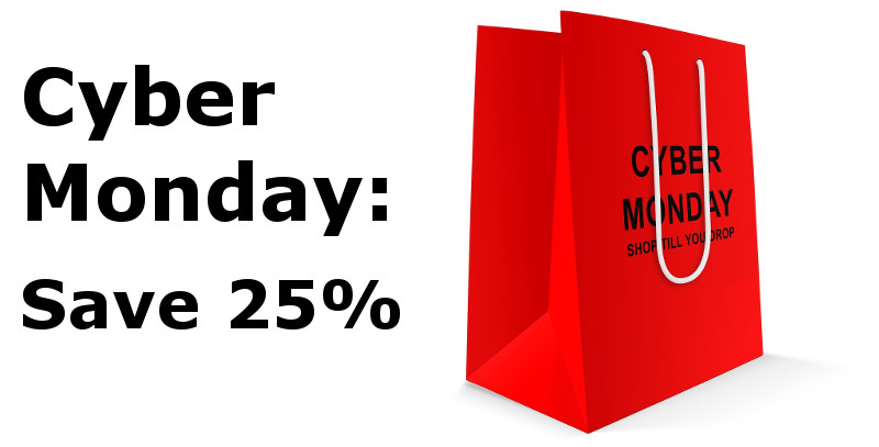 Cyber Monday Bundle Sale: Save 25% on Antivirus and Backup Bundles!