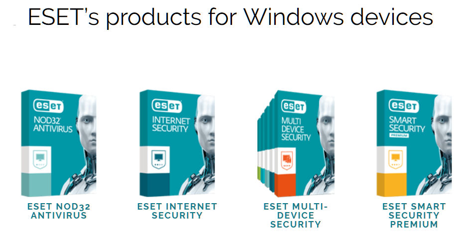 ESET Home Products for Windows Version 12.0.27.0 Have Been Released
